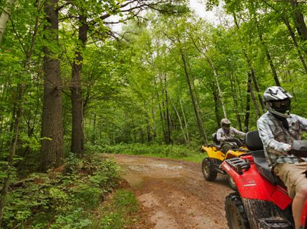 Image for A Beginner's Guide to ATV Riding in Wisconsin