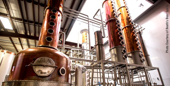 Spirits of Wisconsin: Visiting Distilleries