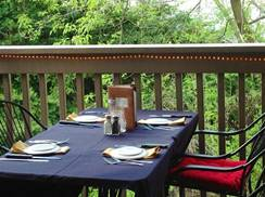 Image for Fan Favorites: Best Outdoor Dining Spots