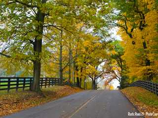 23 Rustic Roads for Fall Drives in Wisconsin
