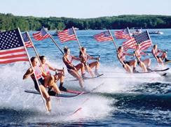Image for Wisconsin Water Ski Shows