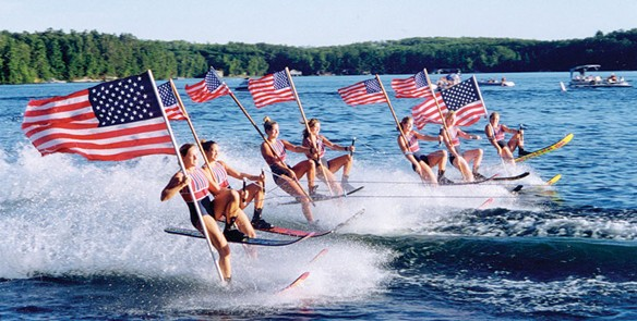 Wisconsin Water Ski Shows