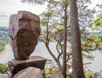 Highlights of Devil's Lake State Park, Wisconsin's Largest