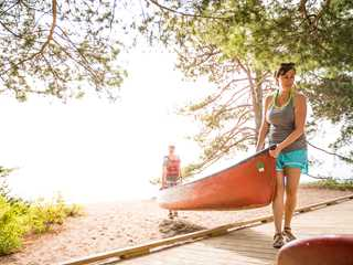 Paddle On! 5 Weekend Canoe Trips in Wisconsin
