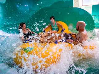 Wisconsin Indoor Waterparks