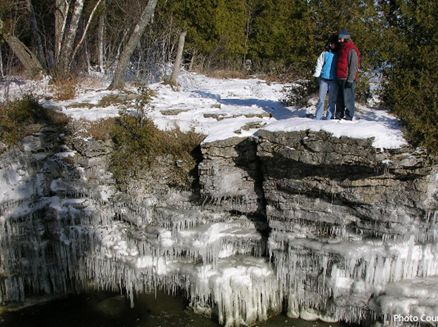 Image for Wisconsin's Spectacular Ice Formations
