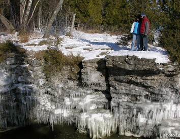 Wisconsin's Spectacular Ice Formations