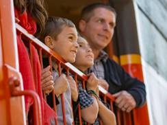 Image for 5 Family-Friendly Wisconsin Train Rides
