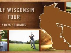 Image for Wisconsin Golf Itinerary