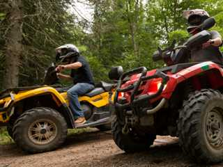 Jackson County Forest/Black River State Forest ATV Trails