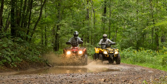 Five Must-Experience Wisconsin ATV Trails