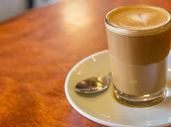 Image for Local Cafes, Hot Drinks: Wisconsin's Best Coffee