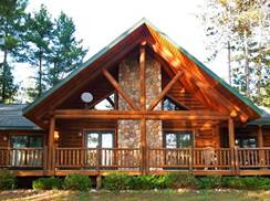 Image for Your Own Lake House: 7 Cabins on Wisconsin Waters