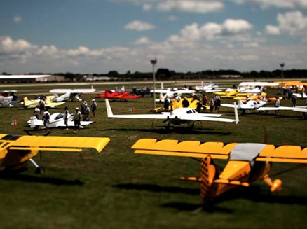 Image for Only in Wisconsin: The World's Greatest Aviation Celebration
