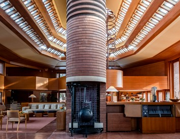 Wisconsin's Frank Lloyd Wright Trail: Racine Itinerary