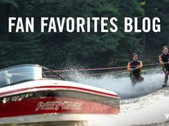 Image for Fan Favorites: Water Sports in Wisconsin