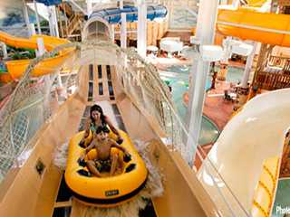 Splash into Spring Break at Wisconsin's Waterparks
