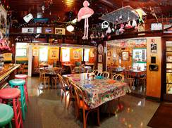 Image for Flamingos to Spies: 5 Themed Wisconsin Restaurants