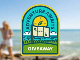 Adventure Awaits Giveaway Prize Calendar