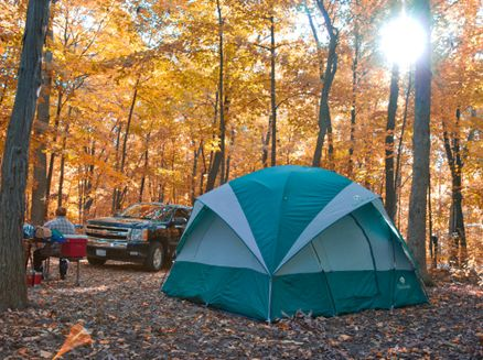 Image for Camp Your Way Through Fall Colors: 11 Spots in Northern Wisconsin