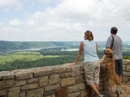 Image for Boat Trip: 5 Mississippi River Towns to Explore in Southwest Wisconsin