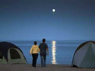Shoreline Camping: A Water Lovers Dream