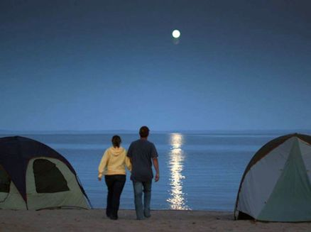 Image for Shoreline Camping: A Water Lovers Dream