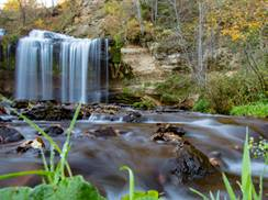 Image for 4 Wisconsin Waterfalls to Start Your Weekend Adventure