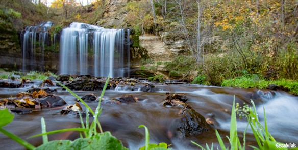 4 Wisconsin Waterfalls to Start Your Weekend Adventure