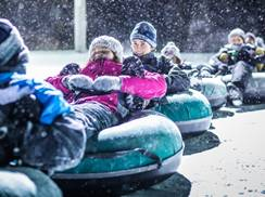 Image for 5 Top Snow Tubing Hills for the Family