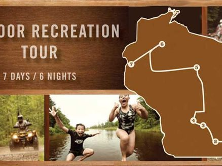 Image for Outdoor Recreation Travel Itinerary