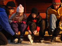 Image for Outdoor Winter Activities for Kids