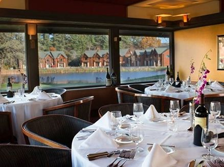 Image for Table for Two: The Five Most Romantic Restaurants in Wisconsin Dells