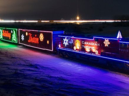 Image for The CP Holiday Train Coming to Wisconsin