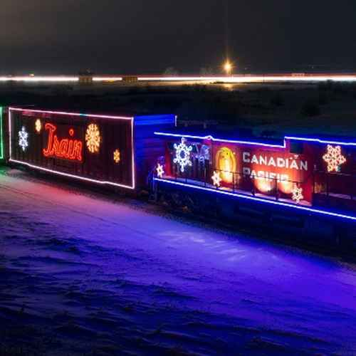 The CP Holiday Train Coming to Wisconsin