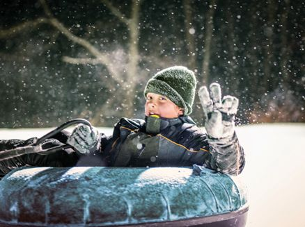 Image for Where to Stay Near Wisconsin's Best Snow Tubing
