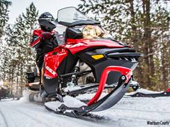 Image for 3 Premier Wisconsin Snowmobiling Getaways