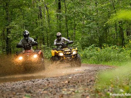 Image for Five Must-Experience Wisconsin ATV Trails