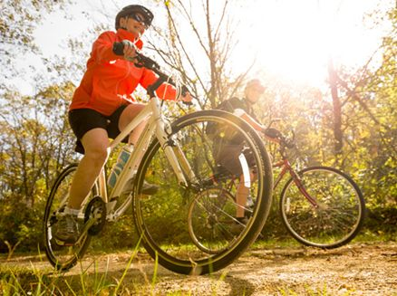 Image for County Parks Offer Big Biking Fun