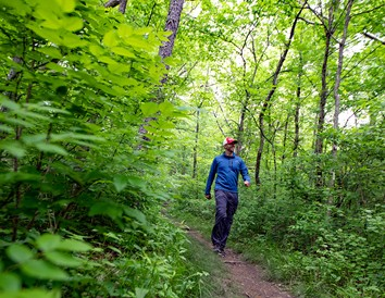 Get to Know Wisconsin's Ice Age Trail, A Hiker's Paradise