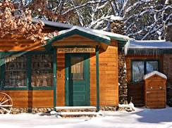 Image for Five Ski-Side Cabins in Wisconsin