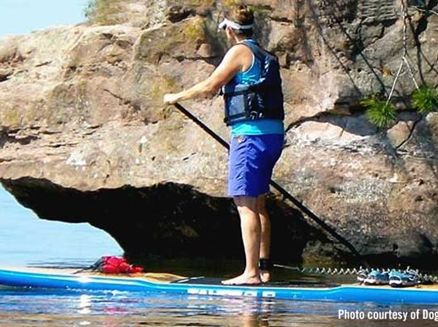 Image for Where to Rent Stand-up Paddle Boards in Wisconsin