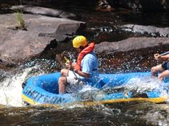 Image for Whitewater Rafting Right Here in Wisconsin!