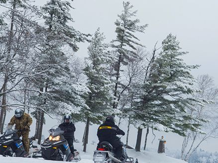 Image for Wisconsin's Longest Snowmobile Trails