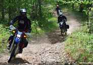 Three Adventure Treks in Wisconsin for Off-Highway Motorcyclists