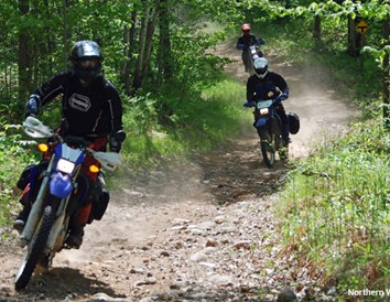 3 Wisconsin Trips for Off-Highway Motorcyclists