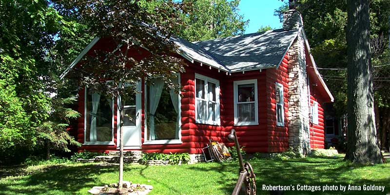 Door County Cabins And Cottages Travel Wisconsin