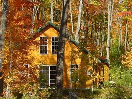 Image for Five Quaint Cabins and Cottages for Fall