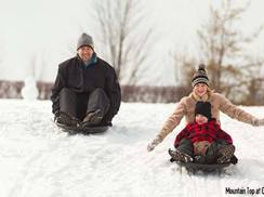 Image for Downhill Thrills: 5 Unique Wisconsin Sledding Hills