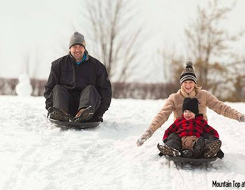 Downhill Thrills: 5 Unique Wisconsin Sledding Hills
